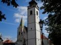 Písek - farní kostel