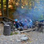 Jeseníky – samoobslužný Lesní bar po cestě na Smrk