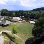 Archeoskanzen Modrá – Na chvíli obyvatelem Velké Moravy