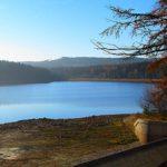 Brdy, Pilská vodní nádrž: Pohodlná procházka brdskými lesy