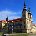 Velehradský klášter – Nejvýznamější poutní místo v Česku