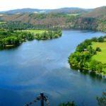 Drbákov – Albertovy skály: Po skalách nad Vltavou